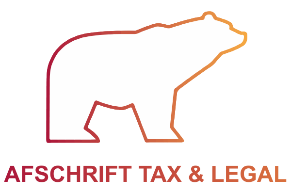 Afschrift Tax & Legal